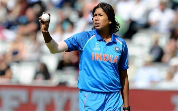 Sports Jhulan Goswami