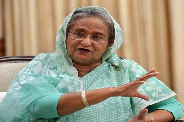 sheikh hasina says india should not worry about china bangladesh relations