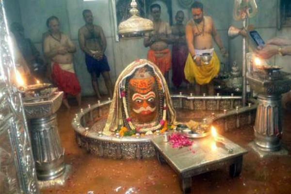 mahakaleshwar temple in ujjain