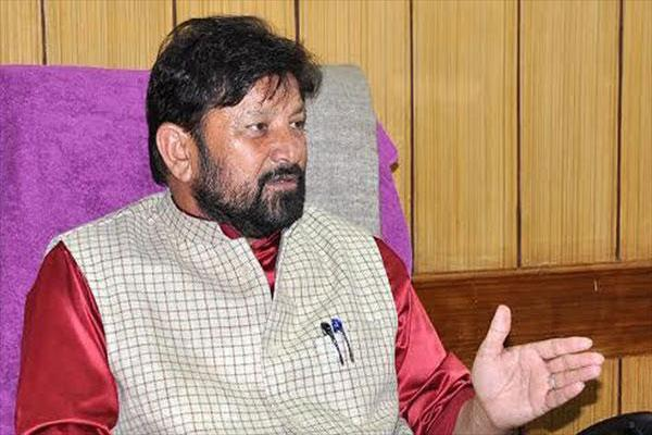 rohingya s living in jammu is not free from danger lal singh