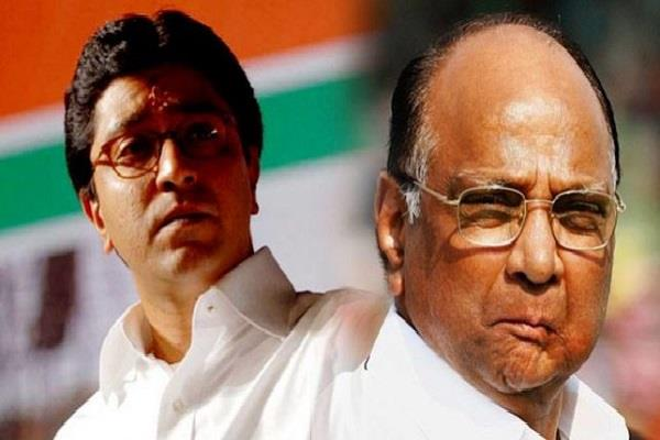 sharad pawar and raj thackeray will share the platform after 11 years