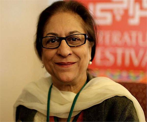 human rights activist asma jahangir passed away in lahore