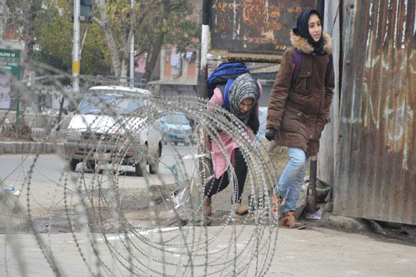restrictions in sopore on afzal guru s death anniversary