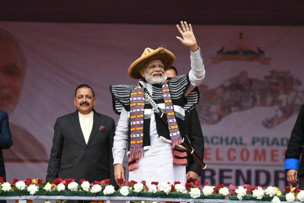 china angry on pm modi arunachal tour