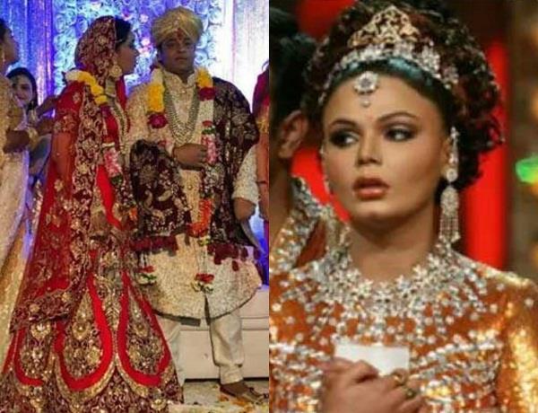 rakhi sawant abhishek awasthi gets married