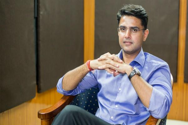 sachin pilot emerges as the new magician of congress