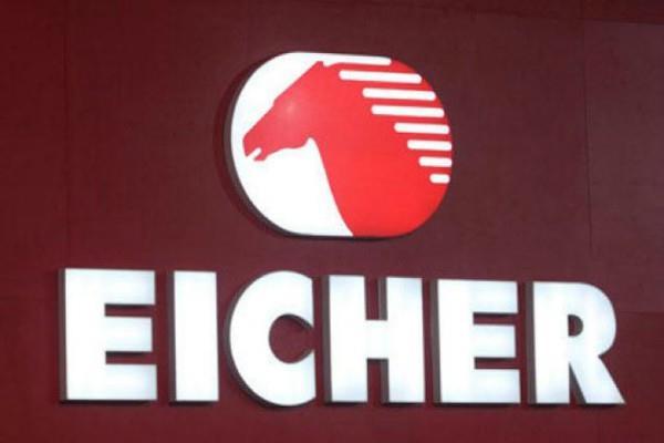 eicher motors profits up 24 5 percent