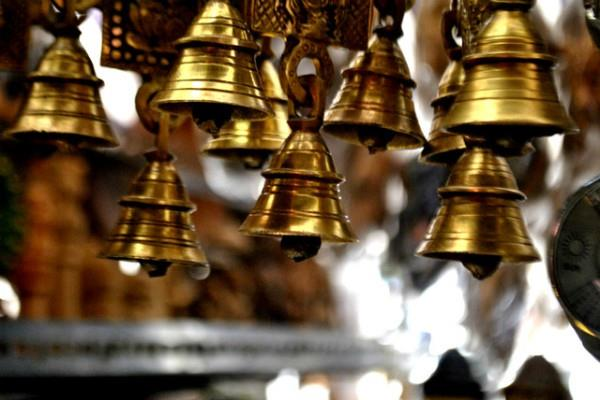 why we ring bell in temple