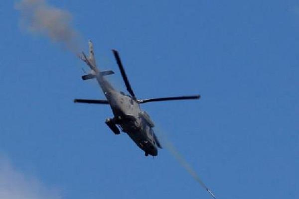 indian air force helicopter crash in assam