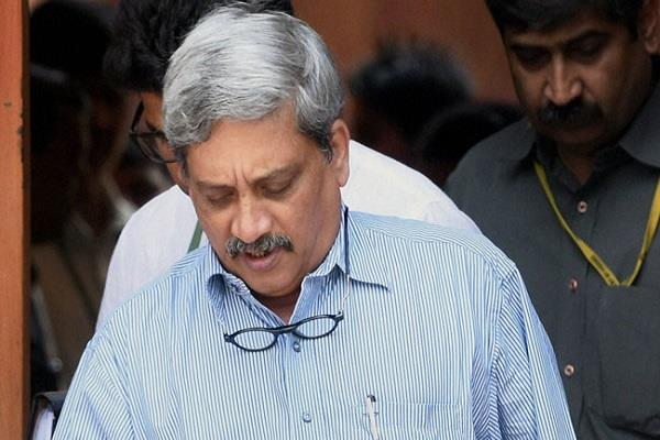 parrikar condition is normal