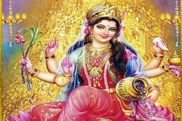 how to do mahalakshmi pooja