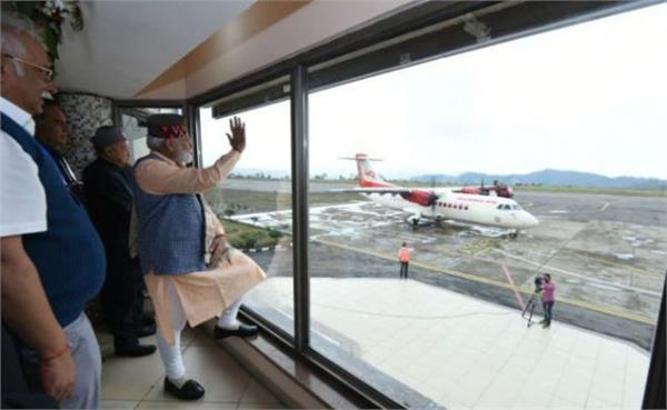 modi s dream is complete india becomes fastest growing domestic aviation market