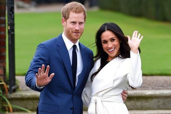 prince harry and megan s royal wedding on 19