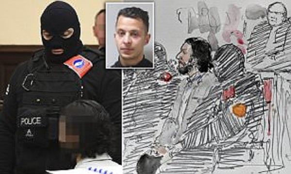 paris attacks suspect said in court trial  i am m not scared