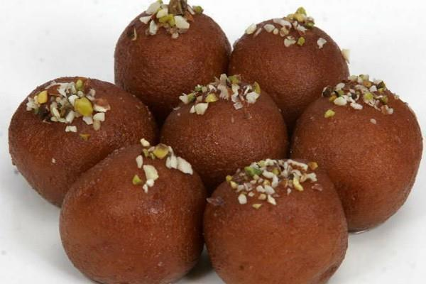 why sweet dish is eaten before any auspicious work