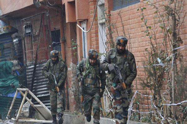 please don t visit srinagar encounter site till it is declared safe