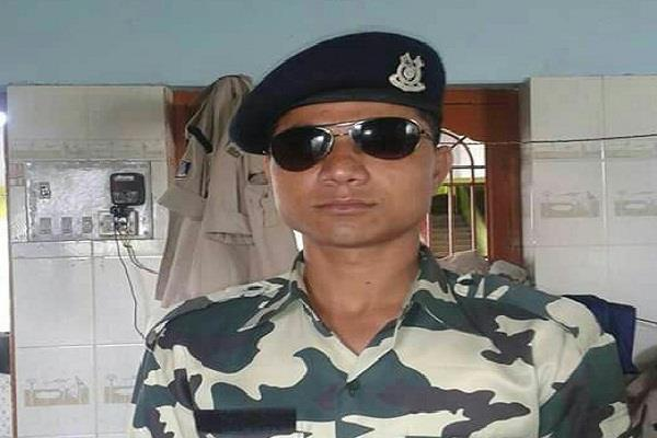 soldier killed during encounter
