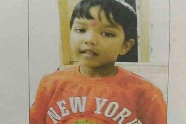 boy murdered body hidden in suitcase