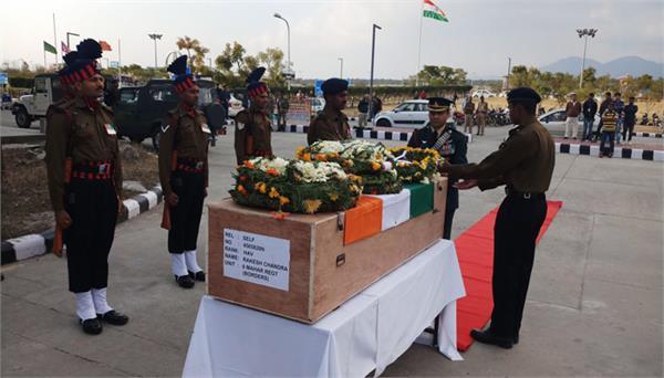 rakesh raturi martyr in sunjwan attack will receive grand funeral on wednesday