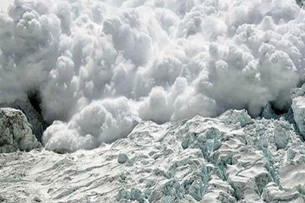 avalanche warning in some districts of jammu himachal uttarakhand