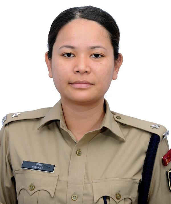 ips officer monika bhutungru will be the new sp of chamba