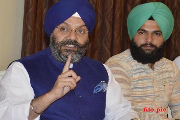 captan amrindra singh and akali dal