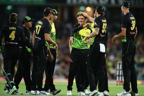 Image result for टी-20 मैच में ऑस्ट्रेलिया को 21 रनों से हरा दिया  -अफ्रीका