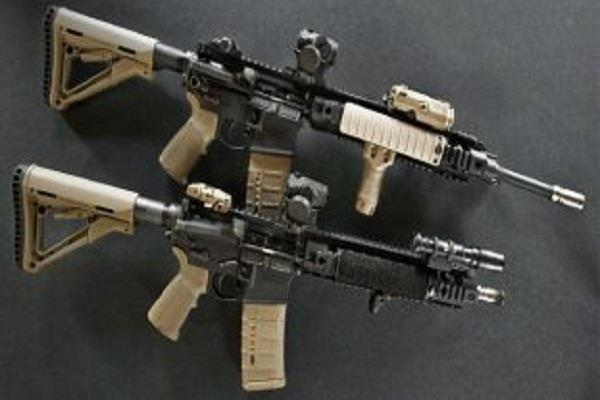 army gets 5 5 lakh assault rifles soon
