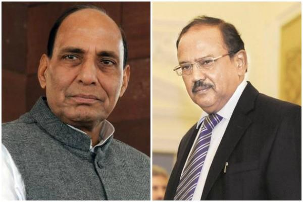 discussion on doval security status from rajnath