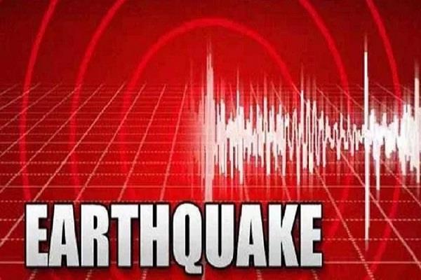 earthquake tremors felt in taiwan
