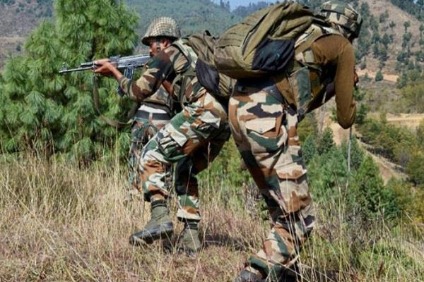 busted terrorists hideout in kishtwar in jammu kashmir