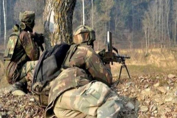 terrorist attack outside iaf station in j  k failed