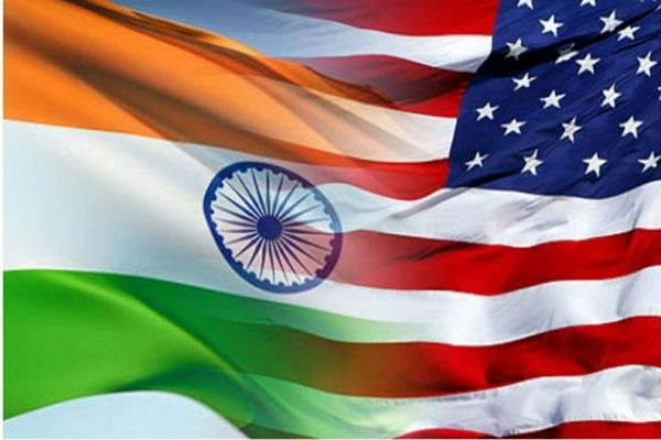 us military official said defense sales with india at the highest level
