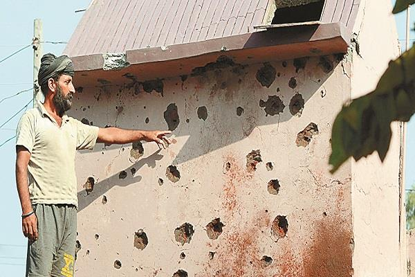 worse than 1971 in 6 months pak sprayed 3 hundred shells on villages