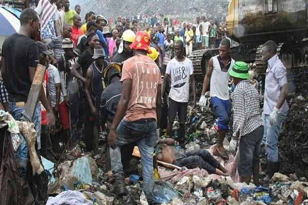 17 people killed in mozambiques dump of garbage