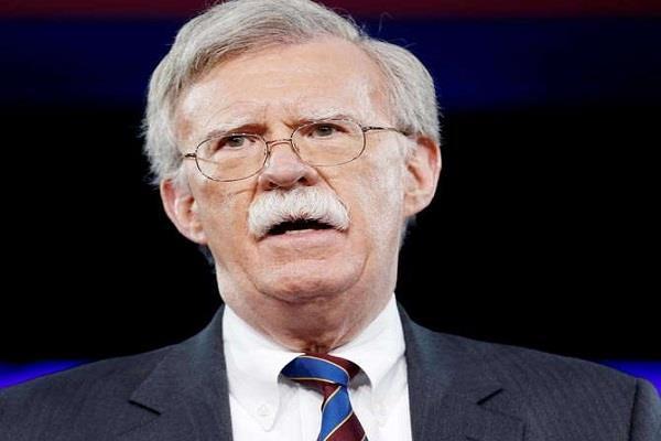 john bolton will be trumps new national security advisor