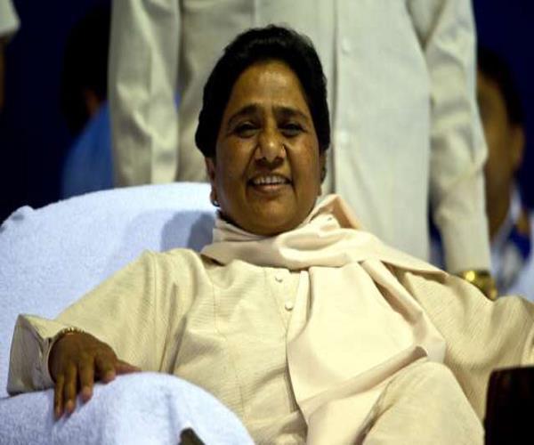 big relief for mayawati mla of aamaprakash rajbhar has given cross voting