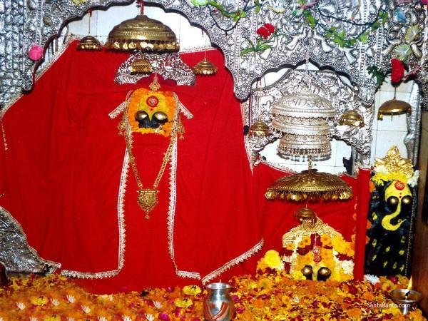 during the navratri 3 lakh pilgrims in shri naina devi shaktipeeth