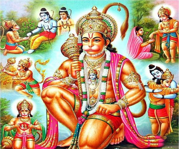 hanuman jayanti learn what benefits can you get from hanuman chalisa