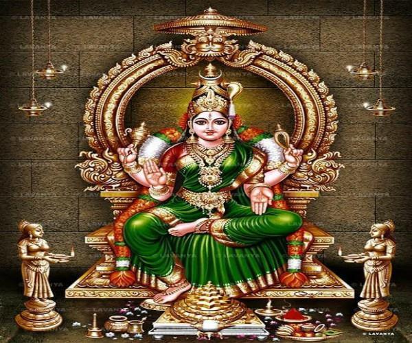 devi bhuvaneshwari special poojan will give a wonderful life