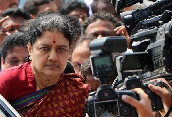aiadmk leader vk shashikala s husband pass away