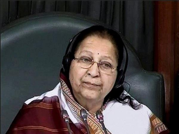 sumitra mahajan urges leaders to cooperate