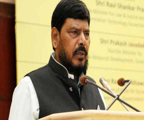 90 percent of dalit harassment is correct athawale