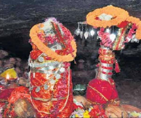 lingai mata temple at alor villlage