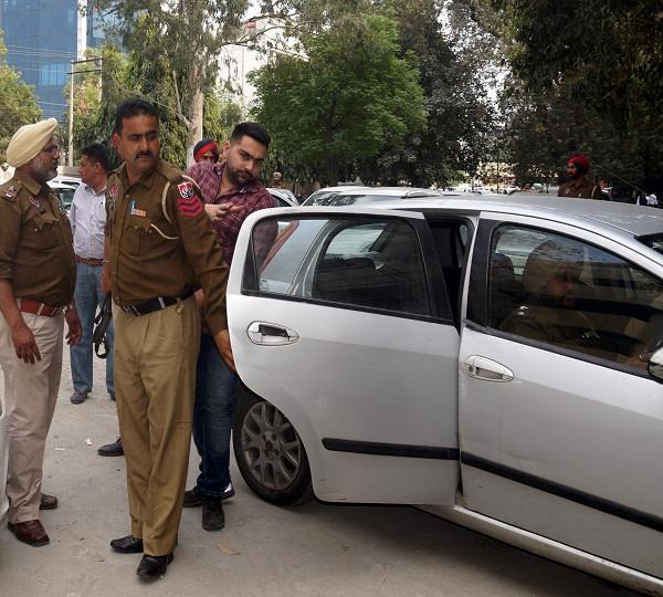 pancham gangster on remand