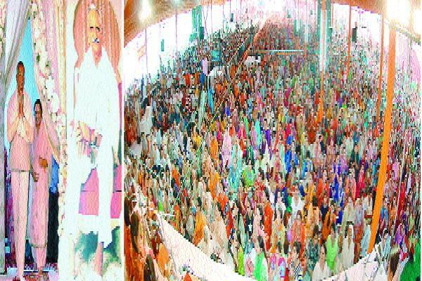closing of sunderkand path in ramayana yagna