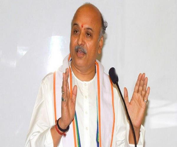instead of temple triple divorced lobby modi government togadia
