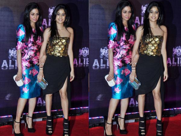 jhanvi kapoor vogue photoshoot sridevi
