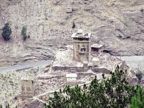 these forts called the pride of kinnaur district