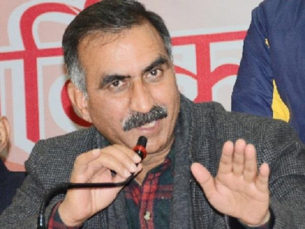 congress to launch agitation for removal of sukhu